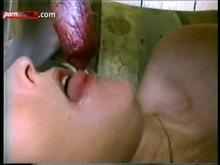 Blonde White Swallow Dog - ZooTrex - Free Amateur Porn